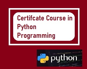 Course in Python Programming